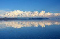 ウユニ塩湖と中東の建物を見るために海外一周